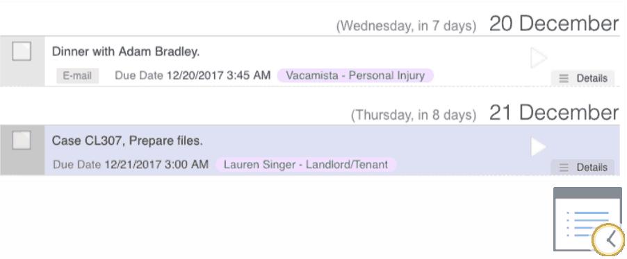 legal calendaring software
